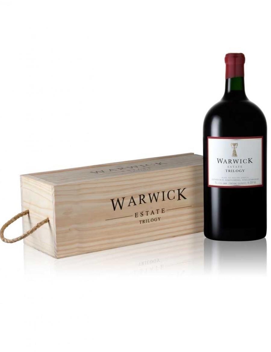 Warwick Trilogy 5 Liter - in Holzkiste - 2015