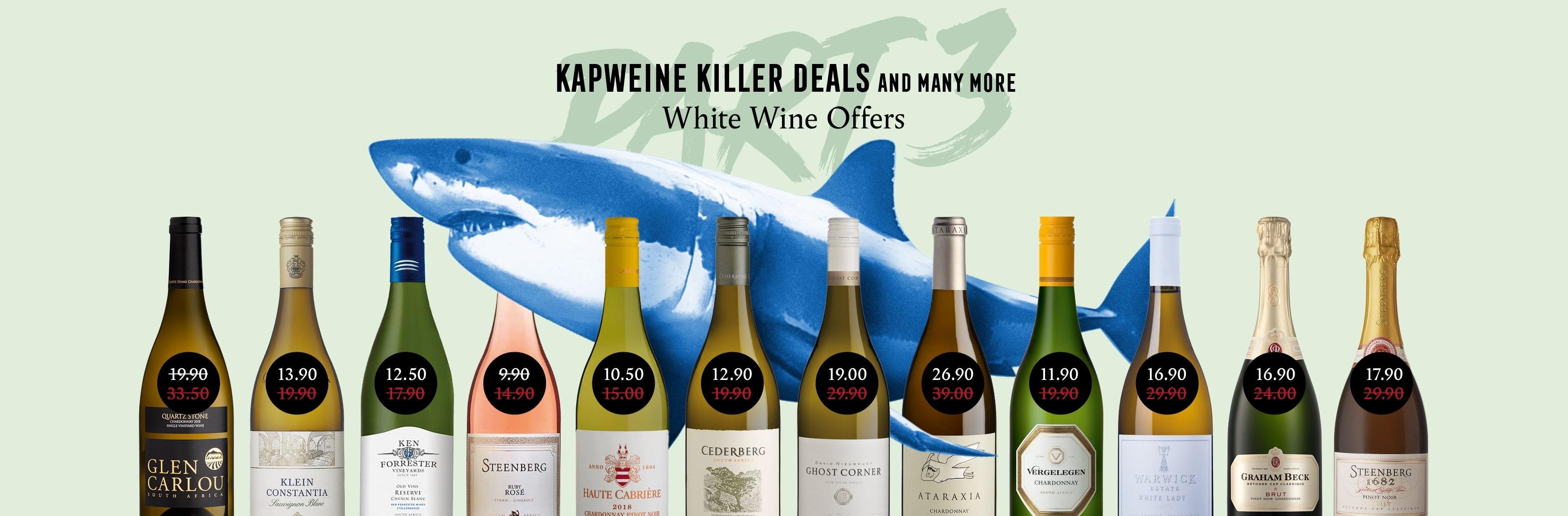 Killer Deals Part 3 White